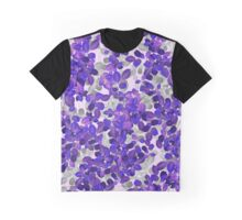 Mistic Leaves Graphic T-Shirt