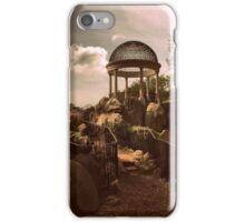 Hilltop Temple iPhone Case/Skin