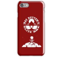 Bas rutten mma legend iPhone Case/Skin