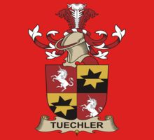 Tuechler Coat of Arms (Austrian) Kids Clothes