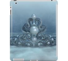 Mermaid Octopus Tiara  iPad Case/Skin