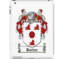 Barton (Tipperary)  iPad Case/Skin