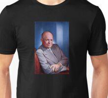 1955 President Dwight D Eisenhower Unisex T-Shirt