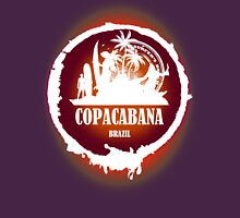 Downtown Beach..Copacabana Unisex T-Shirt