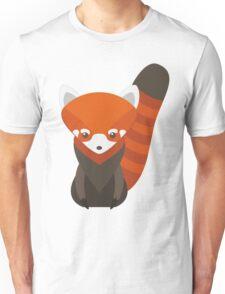 Red Panda Vector Unisex T-Shirt