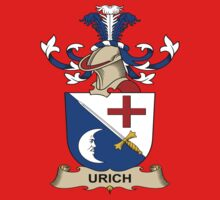 Urich Coat of Arms (Austrian) Kids Clothes