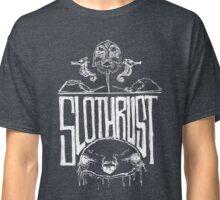 Slothrsut white design Classic T-Shirt