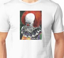 Pennywise from Stephen King's IT Unisex T-Shirt