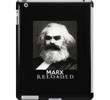 Marx reloaded iPad Case/Skin