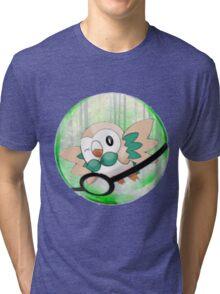 Rowlet Tri-blend T-Shirt