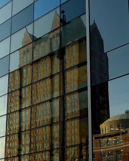 Reflection of Providence by Barry Doherty