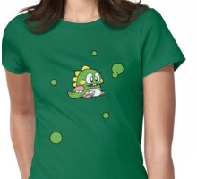 Matching 2 player - 1UP Bub Womens Fitted T-Shirt