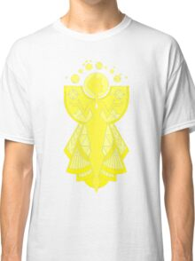 Yellow Diamond Classic T-Shirt