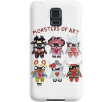 Monsters of Art Samsung Galaxy Case/Skin