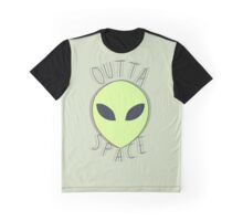 Outta Space Graphic T-Shirt