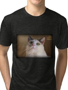 Laser Light  Tri-blend T-Shirt