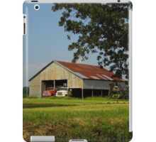 Truck Barn iPad Case/Skin