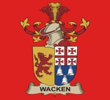 Wacken Coat of Arms (Austrian) Kids Clothes