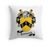 Learmonth  Throw Pillow