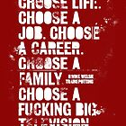 Choose Life..! by dausadrian
