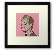 June Jordan Framed Print