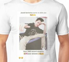 Jacob Sartorius  Unisex T-Shirt