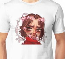 McCree - cherry blossoms Unisex T-Shirt