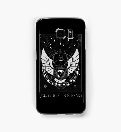 Pharah Justice Reigns Tarot Card Samsung Galaxy Case/Skin