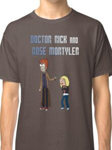 Doctor Rick and Rose Mortyler Classic T-Shirt