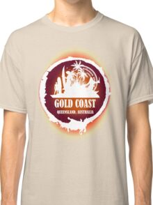Summer Time In Queensland Classic T-Shirt