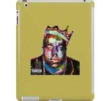 Biggie in Color iPad Case/Skin