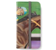 American Pharoah iPhone Wallet/Case/Skin