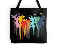 Pokemon: Eeveelution Tote Bag