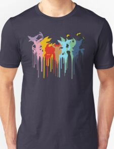 Pokemon: Eeveelution T-Shirt