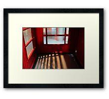 Telephone Thing (2) Framed Print