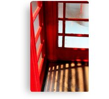 Telephone Thing  Canvas Print