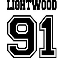 Lightwood 91 - for LIGHT Photographic Print