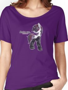 Ante Up Women's Relaxed Fit T-Shirt