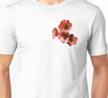 A POP OF POPPIES Unisex T-Shirt