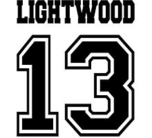 Lightwood 13 - for LIGHT Photographic Print