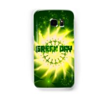 Green Day Samsung Galaxy Case/Skin