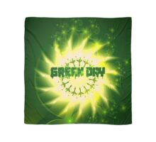 Green Day Scarf