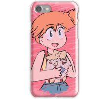 Misty and Togepi iPhone Case/Skin
