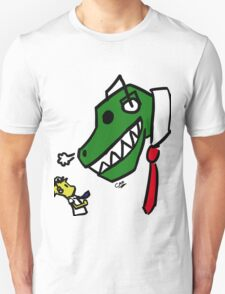 Buddy and Dino Unisex T-Shirt