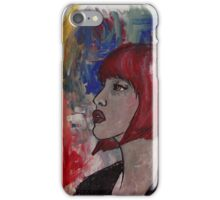 Untitled No.2 iPhone Case/Skin