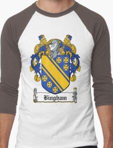 Bingham (Earl of Lucan) Men's Baseball ¾ T-Shirt