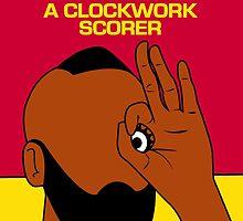 James Harden (A Clockwork Scorer) by cbgigot