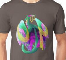 Silks, Feathers, and Scales Unisex T-Shirt