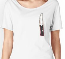 Peachy Knife Women's Relaxed Fit T-Shirt