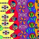 Psychedelic Daydreams by zfollweiler